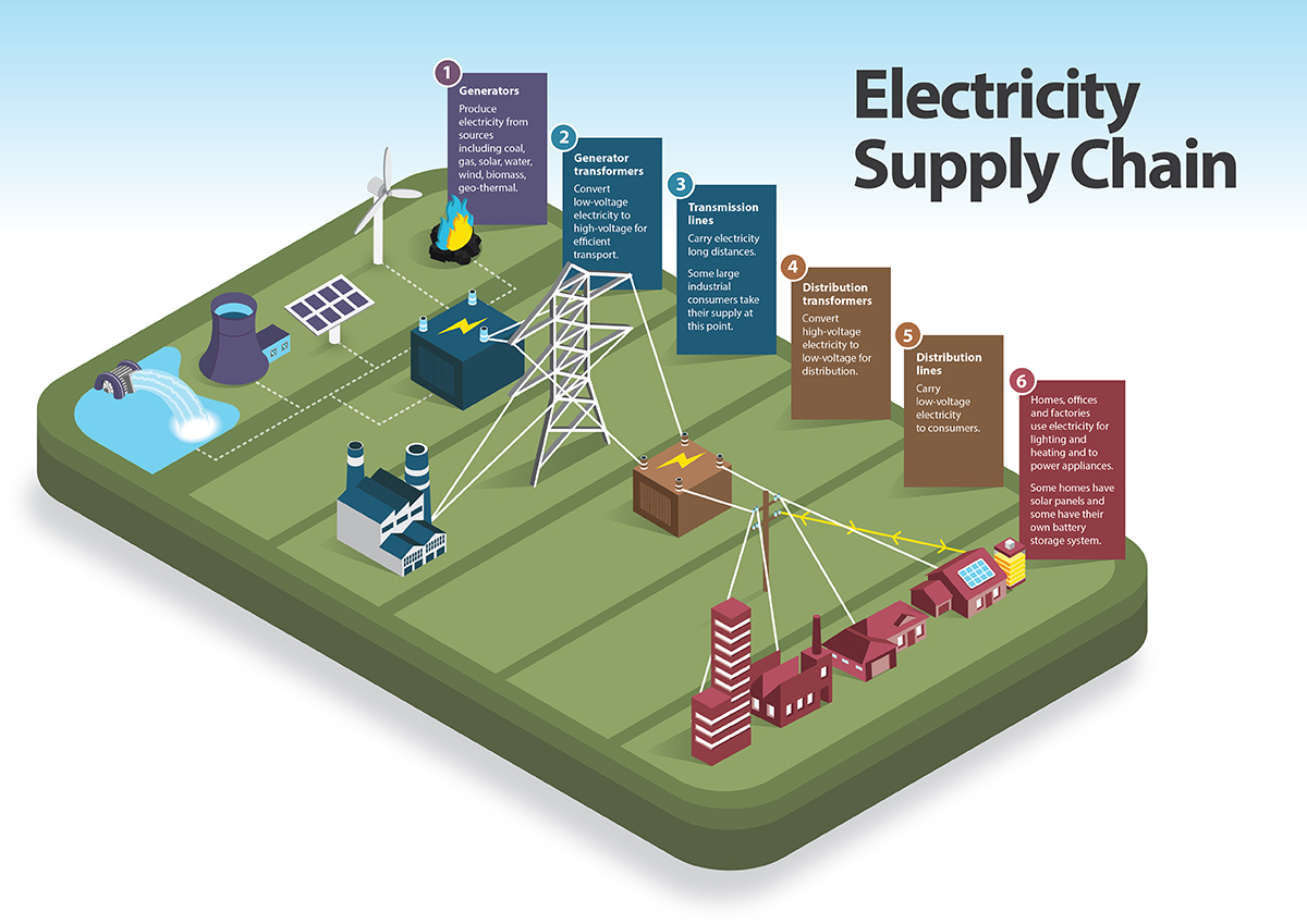 Electricity Supply Chain