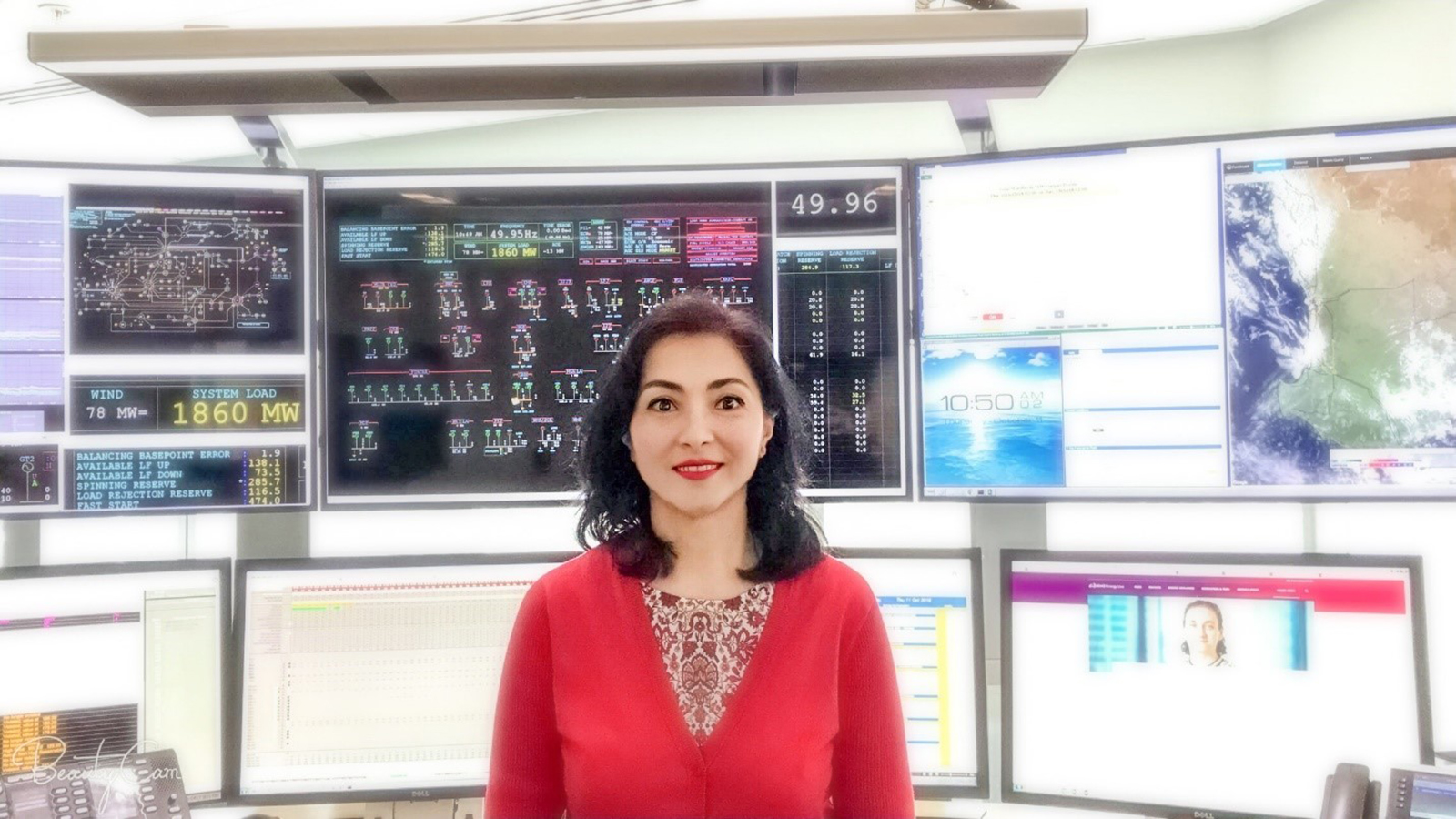 Picture portrait of AEMO employee